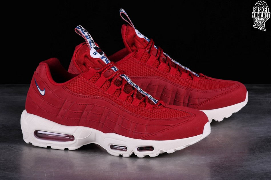 info for 58d0d 50d96 NIKE AIR MAX 95 TT GYM RED price €137.50 | Basketzone.net