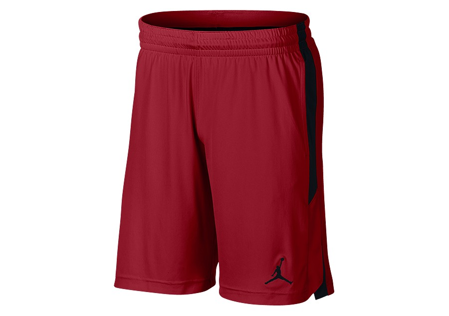 836331b8853ec0 NIKE AIR JORDAN DRI-FIT 23 ALPHA TRAINING KNIT SHORTS GYM RED price ...