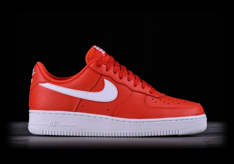 NIKE AIR FORCE 1 '07 TEAM ORANGE