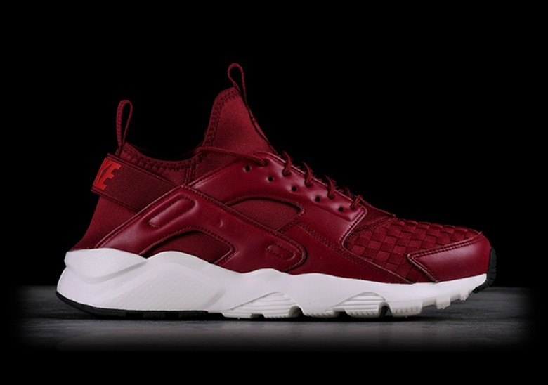 NIKE AIR HUARACHE RUN ULTRA SE TEAM RED