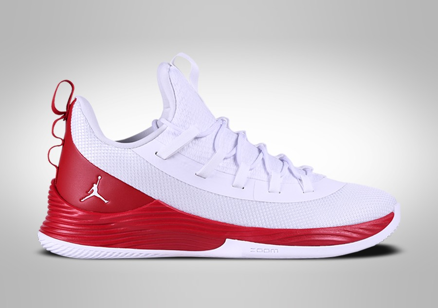 low priced a80f0 e30e2 NIKE AIR JORDAN ULTRA.FLY 2 LOW WHITE FIRE RED JIMMY BUTLER