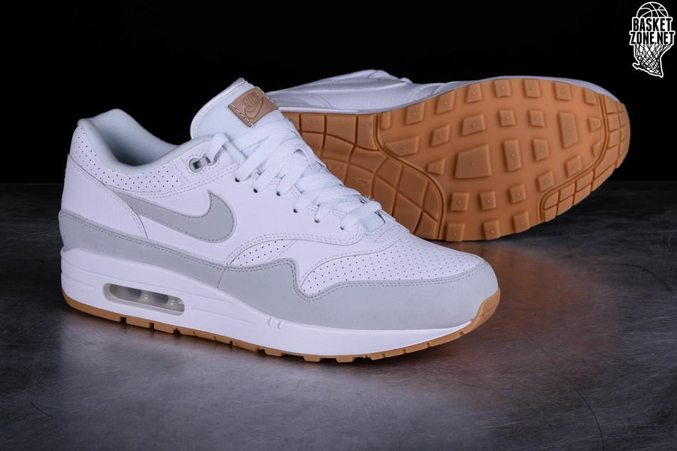 the latest 37e30 5db07 091c5 170f4 switzerland nike air max 1 white gum ac3f5 02f6a