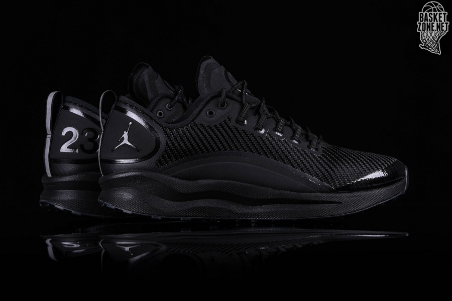 30622c7ecae ... NIKE AIR JORDAN ZOOM TENACITY TRIPLE BLACK ...