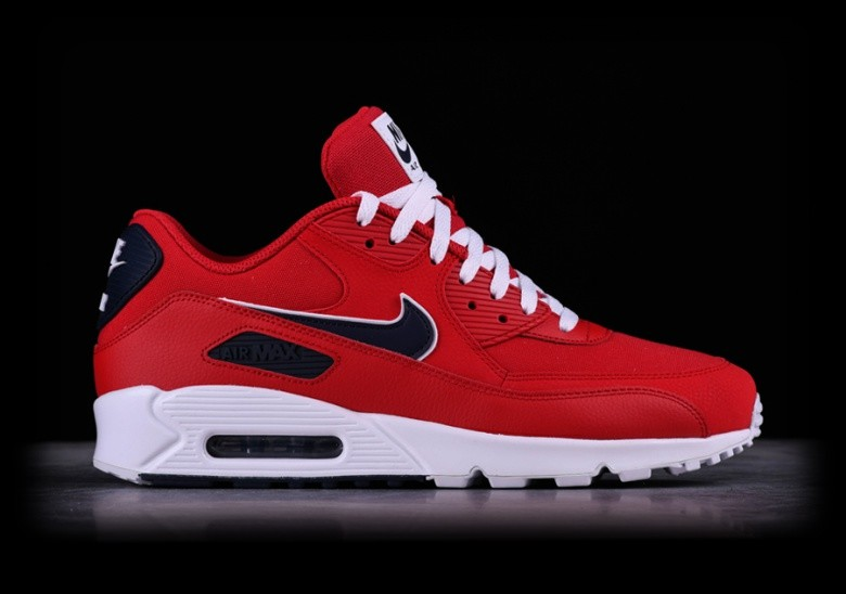 factory price f0fb9 e13e9 NIKE AIR MAX 90 ESSENTIAL UNIVERSITY RED
