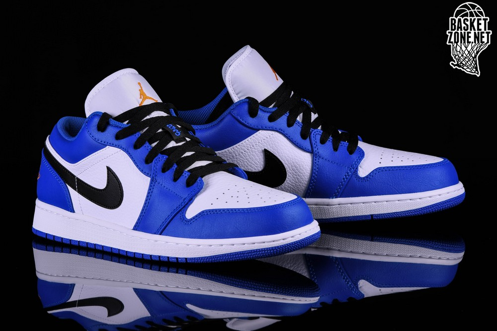 new concept 85e12 c82a3 NIKE AIR JORDAN 1 RETRO LOW HYPER ROYAL price €89.00 | Basketzone.net