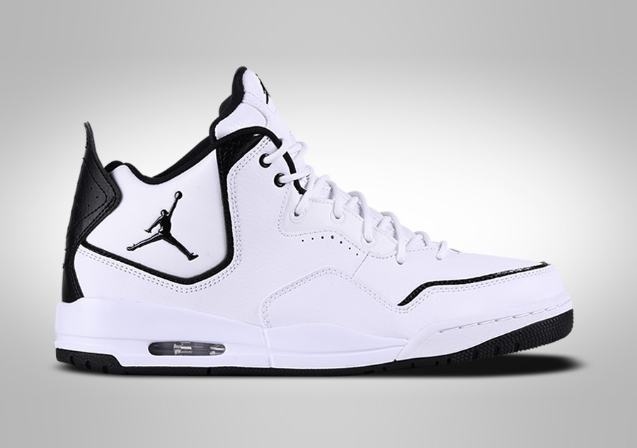 quality design 8067d 2ddd8 NIKE AIR JORDAN COURTSIDE 23 GS WHITE BLACK