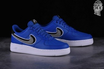 fe9ef886c825 NIKE AIR FORCE 1  07 LV8 GAME ROYAL pour €97