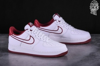 078084ec2f06 NIKE AIR FORCE 1  07 LEATHER WHITE price €97.50