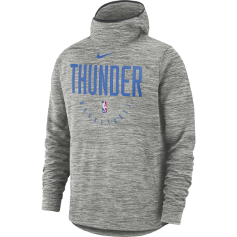 NIKE NBA OKLAHOMA CITY THUNDER SPOTLIGHT HOODIE