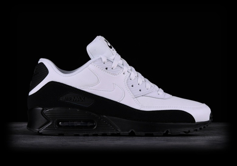 best service 0dab7 29f62 NIKE AIR MAX 90 ESSENTIAL BLACK WHITE