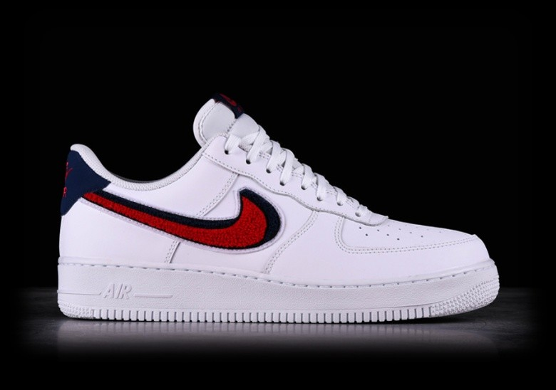 NIKE AIR FORCE 1 '07 LV8 CHENILLE SWOOSH