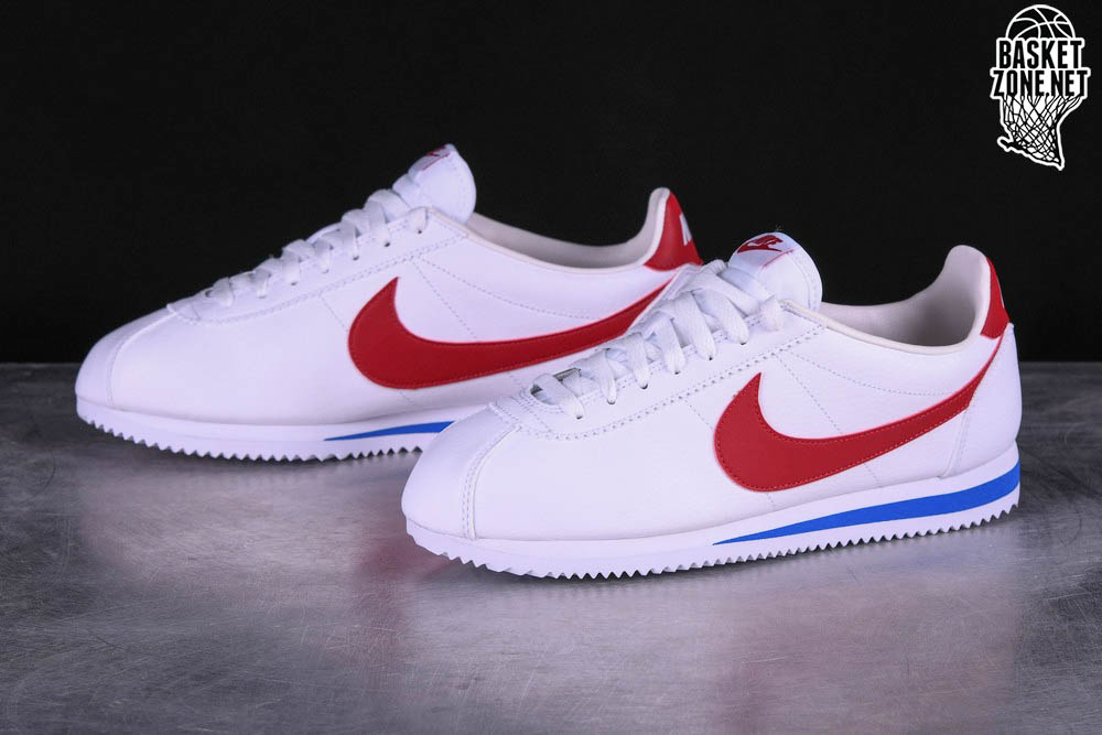 NIKE CLASSIC CORTEZ LEATHER FORREST GUMP price $102.50 | Basketzone.net