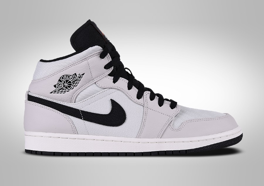 ff58feb30eb583 NIKE AIR JORDAN 1 RETRO MID PREMIUM COOL GREY voor €117