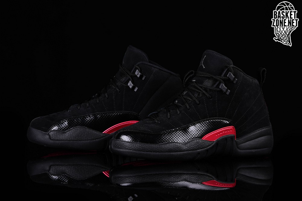 34095307791 NIKE AIR JORDAN 12 RETRO BLACK RUSH PINK GG price €137.50 ...