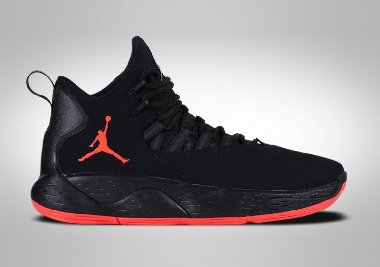 buy popular f860a 651c9 NIKE AIR JORDAN SUPER.FLY MVP BLACK INFRARED per €125,00 ...