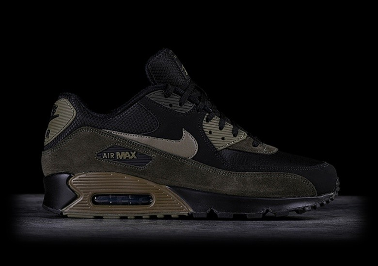 nike air max 90 dames olive green