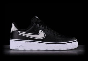 NIKE AIR FORCE 1 '07 LV8 NBA SPORT PACK BLACK EDITION