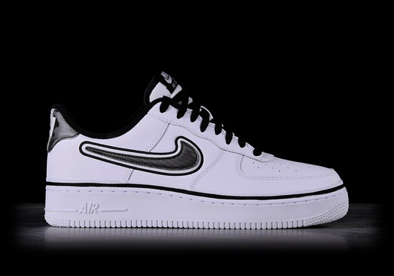 NIKE AIR FORCE 1 '07 LV8 NBA SPORT PACK WHITE EDITION