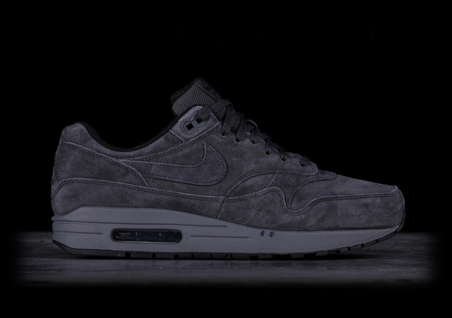 timeless design dd958 c452b NIKE AIR MAX 1 PREMIUM GREY. 875844-010
