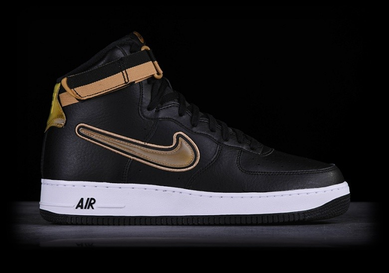 san francisco 44273 a4b59 NIKE AIR FORCE 1 HIGH  07 LV8 NBA SPORT PACK