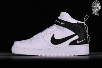 NIKE AIR FORCE 1 MID '07 LV8 UTILITY WHITE price €117.50