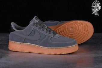 best service b0e32 39b1c NIKE AIR FORCE 1  07 LV8 STYLE FLAT PEWTER