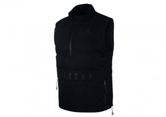 new style 5eb8e d94dc NIKE AIR JORDAN 23 TECH VEST BLACK price €125.00   Basketzone.net