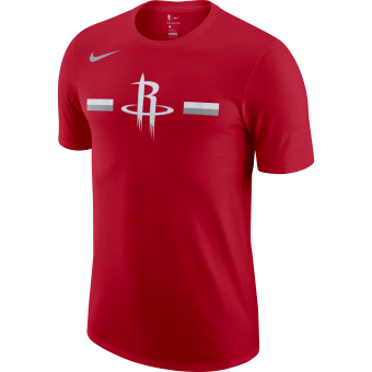 NIKE NBA HOUSTON ROCKETS LOGO DRY TEE