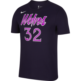 NIKE NBA MINNESOTA TIMBERWOLVES KARL-ANTHONY TOWNS DRY TEE