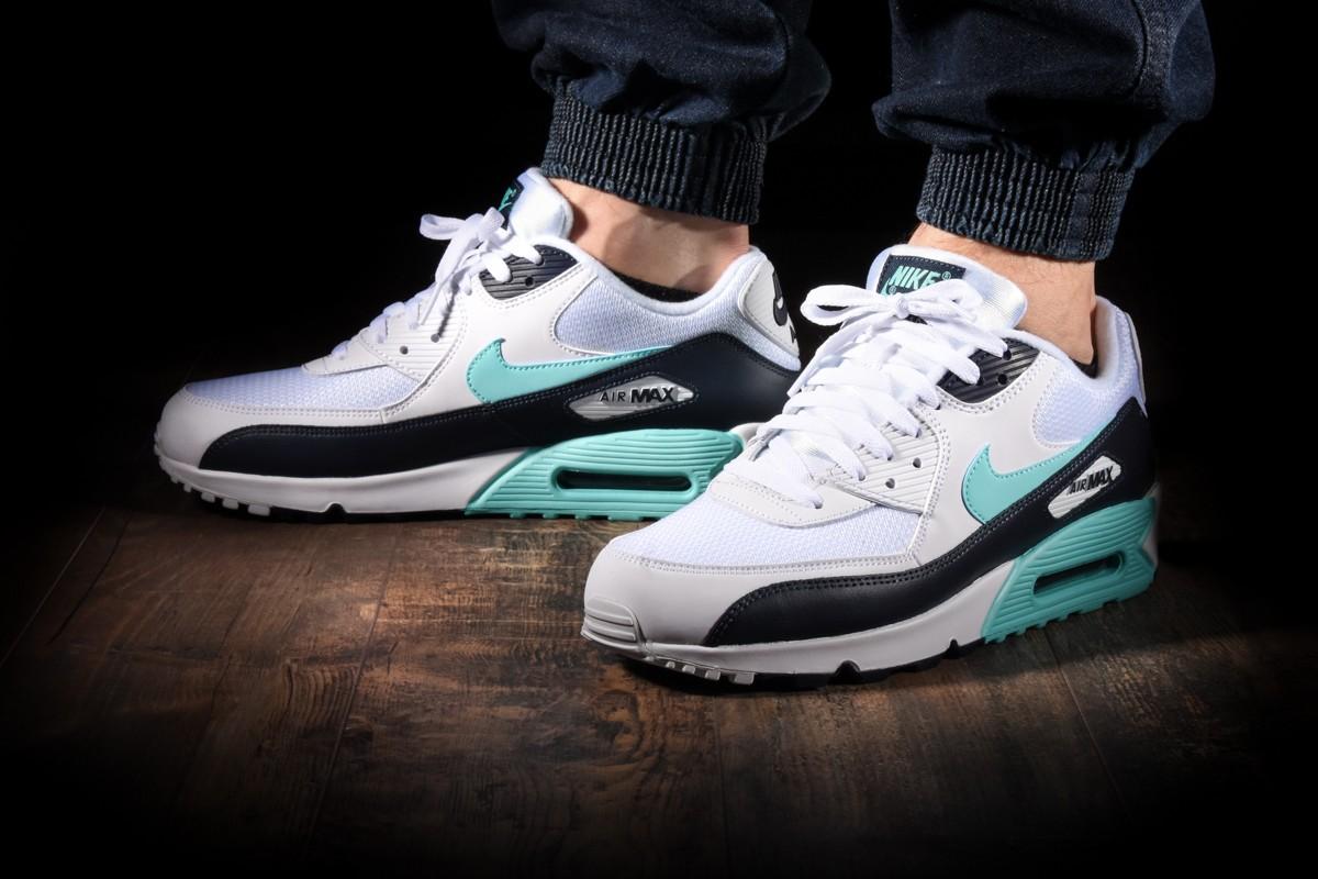 Nike Air Max 90 Essential Raptors Men Lifestyle Shoes N