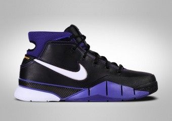 13ddb753c0ac BASKETBALL SHOES. NIKE ZOOM KOBE 1 PROTRO BLACK OUT