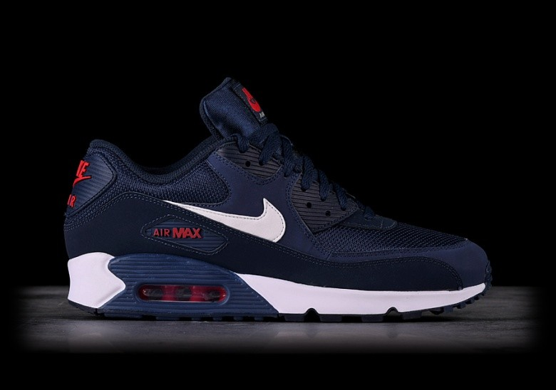 b97e145fba3 NIKE AIR MAX 90 ESSENTIAL MIDNIGHT NAVY price €122.50 | Basketzone.net