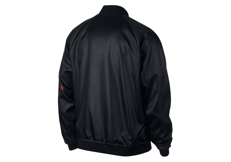 2390ae3491d4e9 NIKE AIR JORDAN JUMPMAN AIR STADIUM JACKET BLACK price €85.00 ...