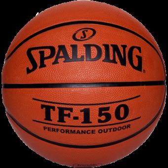 SPALDING TF-150 OUTDOOR FIBA LOGO (SIZE 7)