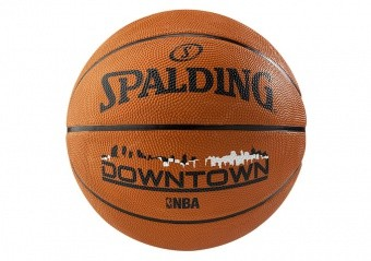 SPALDING DOWNTOWN BRICK/BLACK (SIZE 7) ORANGE
