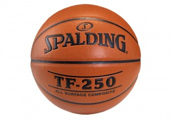 SPALDING TF-250 IN/OUT (SIZE 7) ORANGE