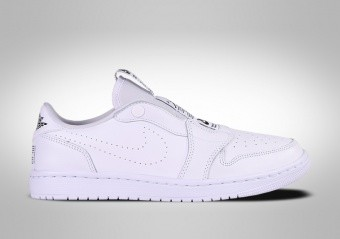 hot sale online 196f6 d6f0f NIKE AIR JORDAN 1 RETRO LOW SLIP WMNS WHITE