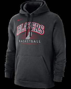 NIKE NBA PORTLAND TRAIL BLAZERS CREST HOODY