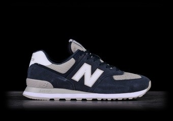 NEW BALANCE 574 OUTERSPACE WITH LIGHT CLIFF GREY