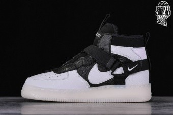 NIKE AIR FORCE 1 UTILITY MID ORCA price €135.00   Basketzone.net