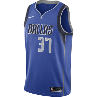 NIKE NBA DALLAS MAVERICKS KOSTAS ANTETOKOUNMPO SWINGMAN ROAD JERSEY