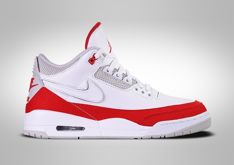 womens Air jordan 3 NIKE AIR JORDAN 3 RETRO TINKER UNIVERSITY RED price €222.50 ...