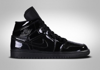 268fabc71b2a NIKE AIR JORDAN 1 RETRO MID BLACK WHITE price €109.00