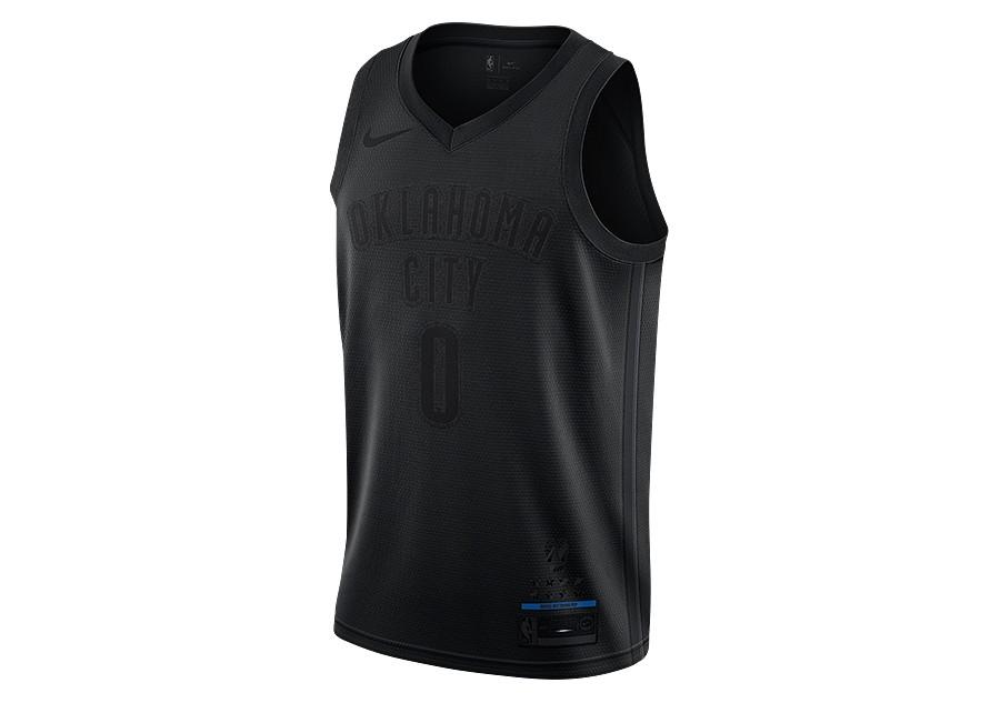 NIKE NBA MVP RUSSELL WESTBROOK SWINGMAN JERSEY BLACK price €125.00 ...
