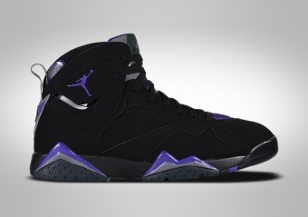 NIKE AIR JORDAN 7 RETRO BUCKS RAY ALLEN PE
