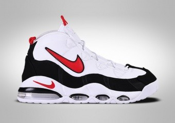 NIKE AIR MAX UPTEMPO '95 OG WHITE BLACK RED