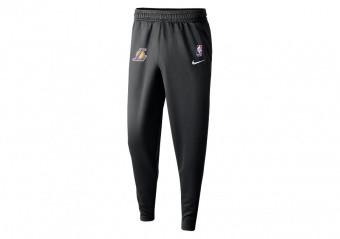 NIKE NBA LOS ANGELES LAKERS SPOTLIGHT PANTS BLACK