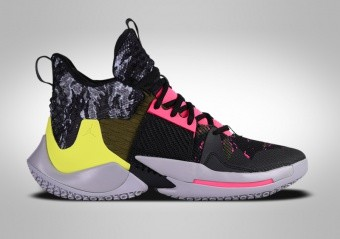 NIKE AIR JORDAN WHY NOT ZER0.2 I DO NOT CARE R. WESTBROOK