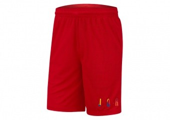NIKE AIR JORDAN DNA SHORTS UNIVERSITY RED
