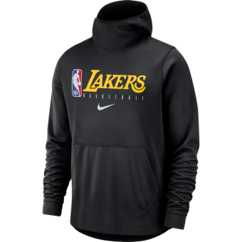 NIKE NBA LOS ANGELES LAKERS SPOTLIGHT HOODIE